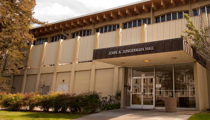 Crocker Nuclear Lab located inside Jungerman Hall