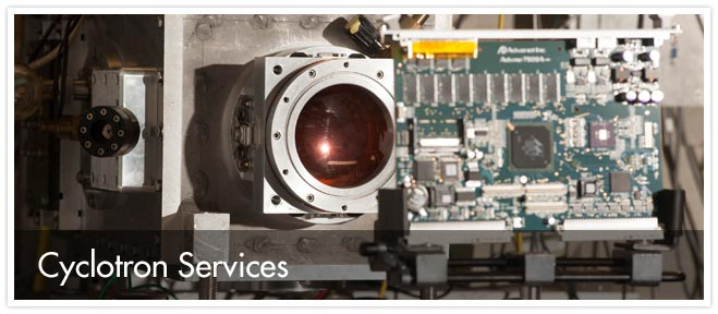 CNL Cyclotron services